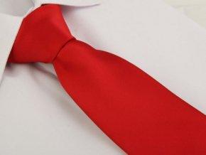 Červená kravata